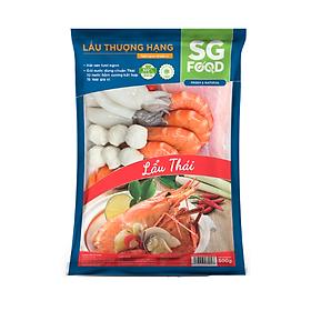[Chỉ Giao HCM] - Hải Sản Làm Lẩu Thái SG Food Gói 500g