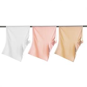 Quần lót su đúc, quần mặc trong váy, áo dài mềm mịn không lộ viền siêu mềm mát chống lộ, chống cuộn  QS105