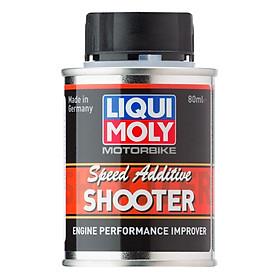 Dung Dịch Vệ Sinh Buồng Đốt Liqui Moly 4T Additive Shooter (80ml)