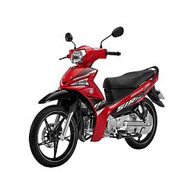 Xe Máy Yamaha Sirius Fi Vành Đúc - Đỏ 2019