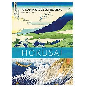 Sách - Danh Họa Larousse - Hokusai