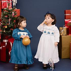 Đầm bé gái Snow Angel Chaiko House DSA01