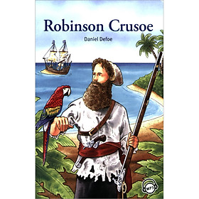 Compass Classic Readers Level 3 : Robinson Crusoe (With Mp3 Download)
