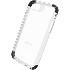 Ốp lưng Gear4 Wembley chống sốc lên đến 3m - Công nghệ độc quyền D3O - Mỏng nhẹ thời trang dành cho iPhone 6/7/8 - Hàng Chính Hãng