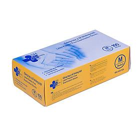 Găng tay y tế không bột SHgloves 5.1gr Size M