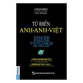 Từ điển Anh - Anh - Việt (Bìa Đen)