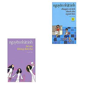 Combo 2 cuốn Chuyện cổ tích dành cho người lớn +Bồ câu không đưa thư