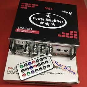 Ampli mini SN-808 BT -12V