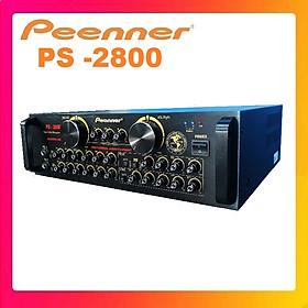 Amply Karaoke Gia đình Cao cấp Peenner PS-2800 Hàng chính hãng