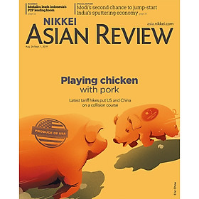 [Download sách] Nikkei Asian Review: Playing Chicken With Pork - 33.19