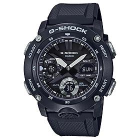 Đồng hồ nam dây nhựa Casio G-Shock chính hãng GA-2000S-1ADR