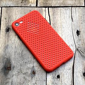 Ốp lưng dẻo thoát nhiệt dành cho iPhone 7 / 8 / SE 2020 / 7 Plus / 8 Plus / X / XS / XS Max / XR / 11 / 11 PRO / 11 PRO MAX -  Hàng chính hãng