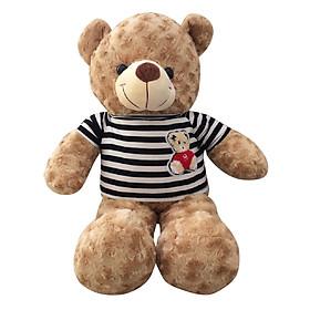 Gấu Bông Teddy ICHIGO (60cm) - Màu Cà Phê