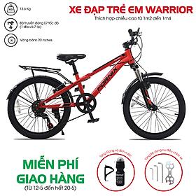 Xe đạp địa hình Fornix Warrior