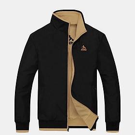 Áo khoác dù 2 mặt thời trang nam M.O.N Boutique
