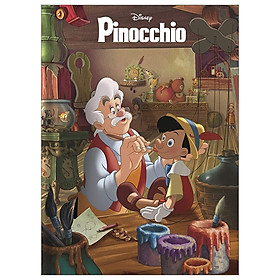 Disney Pinocchio: Animated Classics