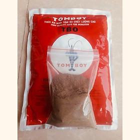 Thức ăn cho cá cảnh - Cám Tomboy hạt mịn thức ăn cho cá con và cá nhỏ - túi 1kg