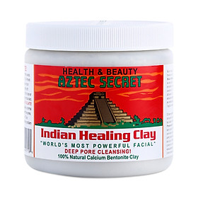 Mặt Nạ Đất Sét Aztec Secret Indian Healing Clay 454g