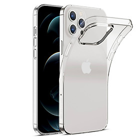 Ốp Lưng Cho iPhone 12 Mini / 12 & 12 Pro / 12 Pro Max ESR Halo Clear Case - Hàng Nhập Khẩu