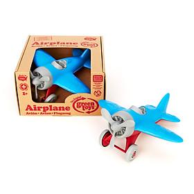Đồ chơi máy bay Green Toys cho bé từ 1 tuổi - Xanh dương