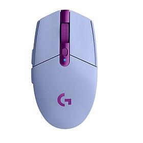 Chuột chơi game không dây Lightspeed G304 nguyên bản của Logitech dành cho máy tính xách tay PC 【Phiên bản màu tím】