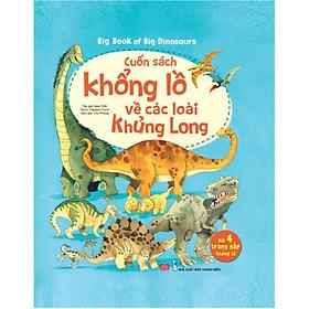 Sách Khổng Lồ Về Các Loài Khủng Long