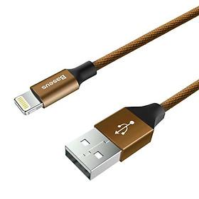 Dây cáp sạc lightning sạc nhanh 1.5A dài 300cm / 3m hiệu Baseus Yisen cho iPhone / iPad - Hàng nhập khẩu