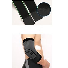 Bảo vệ khuỷu tay Aolikes giảm thiểu chấn thương ngoài ý muốn (1 đôi)-1