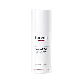Kem Dưỡng Giúp Giảm Dầu Và Mụn Eucerin Pro - Acne Solution A.I Matt Fluid