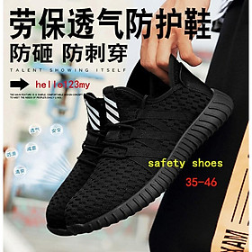 Giày bảo vệ chân chống trượt an toàn cho nam nữ