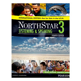 NorthStar (4 Ed.) 3 - Listening and Speaking: Student Book