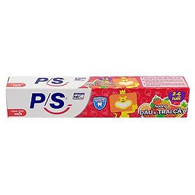 Kem Đánh Răng Trẻ Em P/S - Dâu Trái Cây (45g)