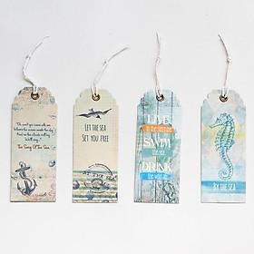 Bộ Bookmark Fairy Corner - Song Of The Sea (4 Cái)
