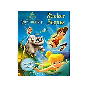 Tinkerbell and the Legend of the Neverbeast : Sticker Scenes