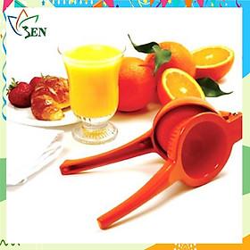 Dụng cụ vắt ép, lọc nước cốt cam, chanh tiện lợi