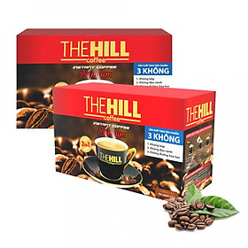 Cà Phê Hòa Tan The Hill Coffee Premium - HT-H12 (216g)