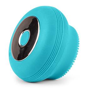Máy rửa mặt mini công nghệ siêu âm Sonicleanse GLO Belle - màu xanh dương