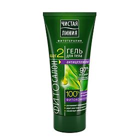 Gel chống nhăn và rạn da cơ thể Clean Line anti-cellulite body wash 200ml