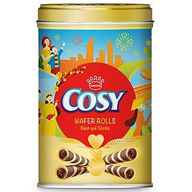Bánh Quế Cosy Wafer Tết Hộp Tin 201g
