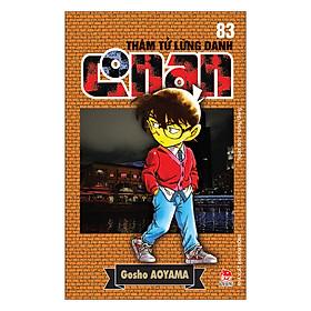 Thám Tử Lừng Danh Conan - Tập 83 (Tái Bản 2019)