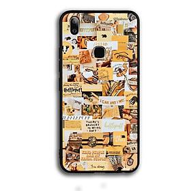 Ốp lưng Harry Potter cho điện thoại Vivo V9 / Vivo Y85 - Viền TPU dẻo - 02074 7788 HP04 - Hàng Chính Hãng