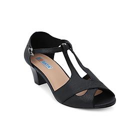 Giày Sandal Nữ Rosata RO45 - Đen