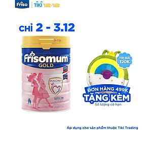 Sữa bầu Friso mum