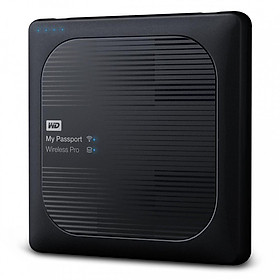 Ổ Cứng Di Động WD My Passport Wireless Pro 3TB - Hàng Nhập Khẩu