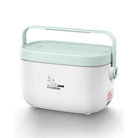 HYUNDAI Korea Hyundai electric lunch box/steam lunch box 1L QC-FH603 (sold in more than one piece)