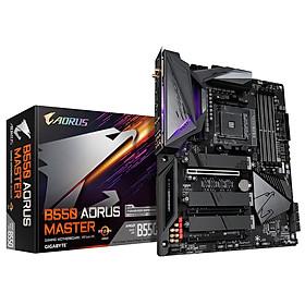 Bo mạch chủ Mainboard Gigabyte B550 AORUS MASTER AMD Socket AM4 – Hàng Chính Hãng