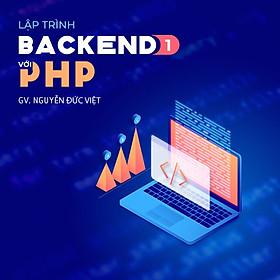 Lập trình backend với PHP phần 1