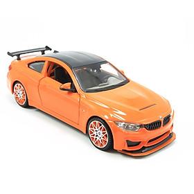 Mô Hình Xe Bmw M4 GTS Orange 1:24 Maisto MH-31246