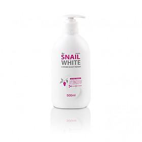 Sữa tắm snail white creme body wash