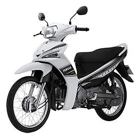 Xe Máy Yamaha Sirius Fi Phanh Cơ - Trắng + Tặng Combo 4 Quà Tặng